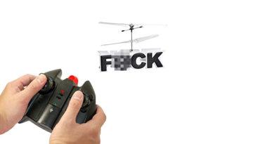 Fuck-Helikopter