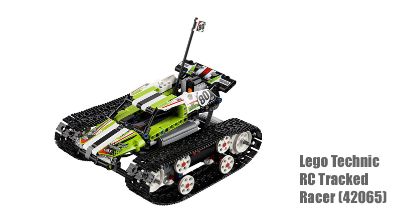 Lego Technic - RC Tracked Racer