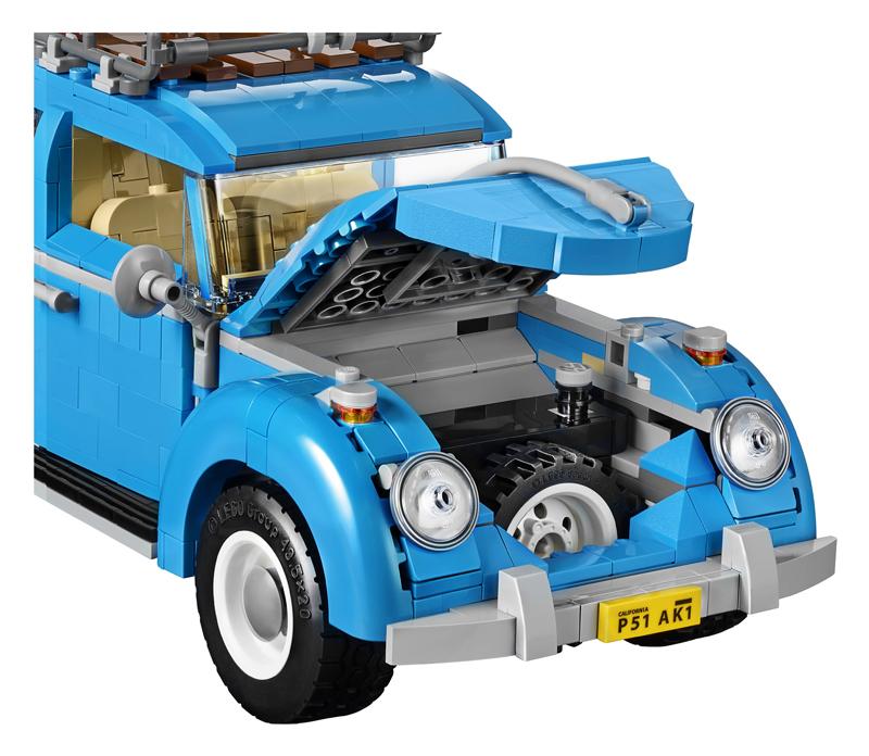 Lego VW Beetle Exclusive