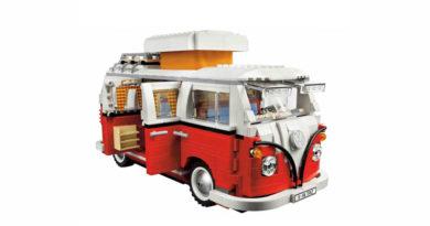 Lego VW T1 Camper Van
