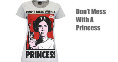 Princess Leia T-shirt