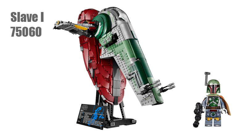 75060 Lego Slave I