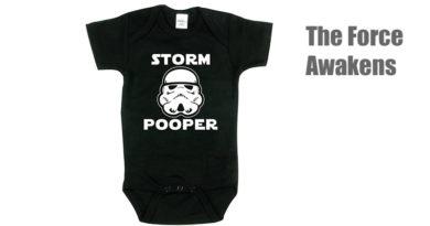 Storm Pooper baby body