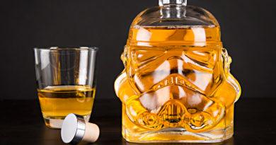 Star Wars Stormtrooper karaffel