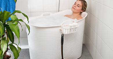Luksus badebalje for voksne