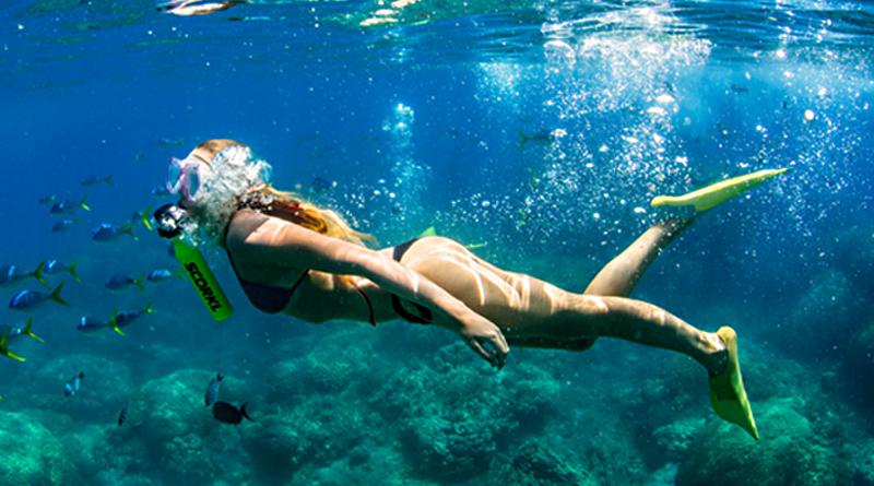 SCORKL - Påfyllbar dykkertank