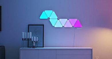 Nanoleaf Aurora Smart LED belysning