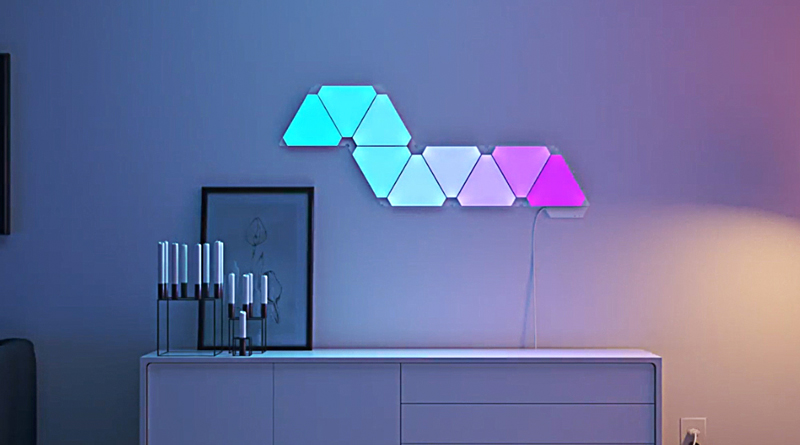 Nanoleaf Aurora Smart LED belysning