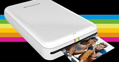 Polaroid ZIP Instant Mobil Fotoskriver