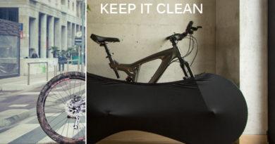 Velosock sykkeltrekk_design sykkeloppbevaring