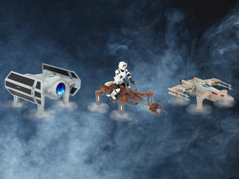 Propel Star Wars drone kjøp nå på norsk nettbutikk