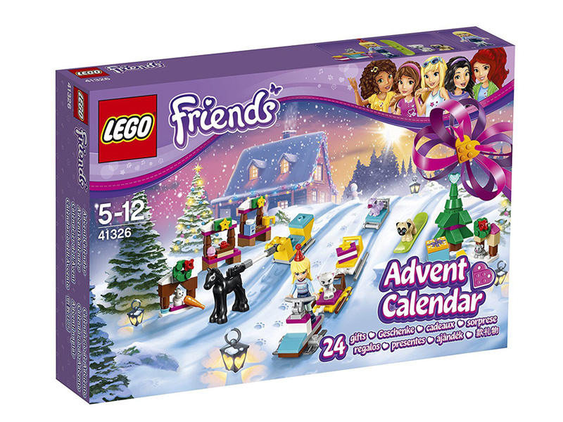 Lego Friends Adventskalender 2017 (41326)