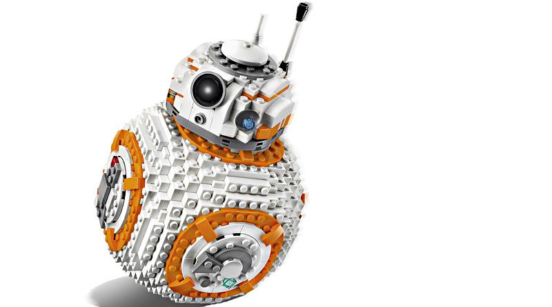 LEGO® Star Wars BB-8™ 75187 – Bygg din favoritt droide