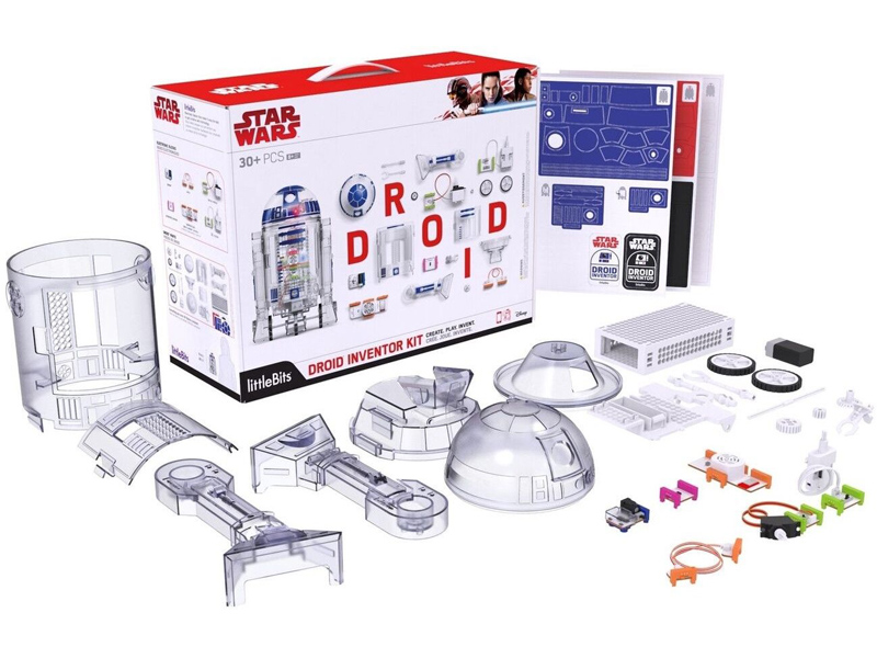 Littlebits Star Wars Droid Inventor Kit R2D2_2