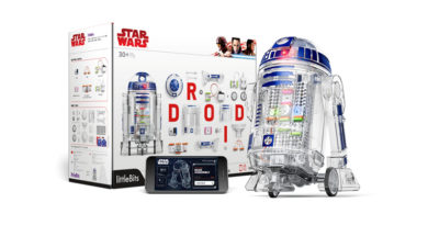 LittleBits Star Wars Droid Inventor Kit – R2D2